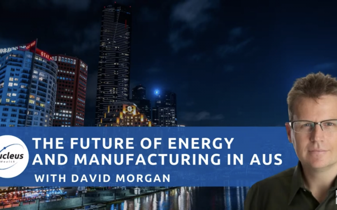 Podcast: The Future of Manufacturing and Energy