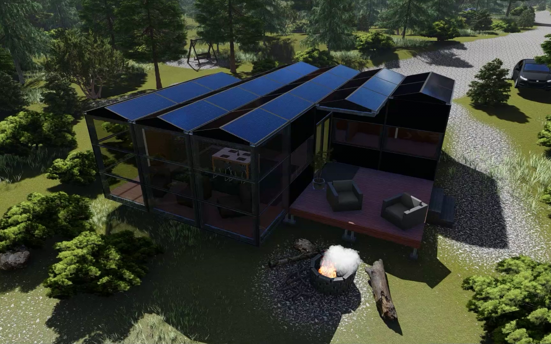 Off Grid Accommodation